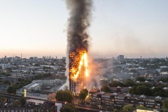 London Terror: Worse Than a FireTrap