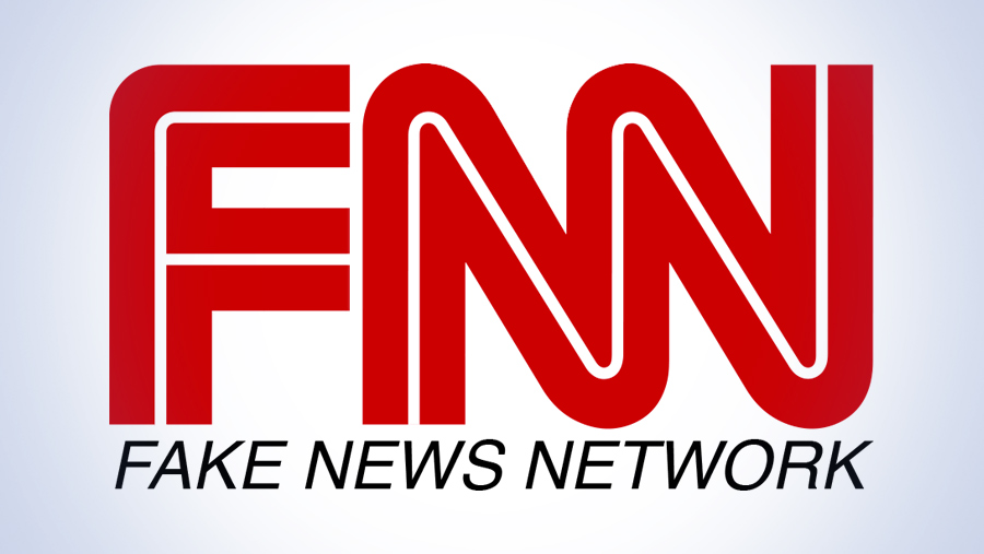 CNN Makes Fake News News