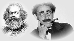 Marx: Karl or Groucho? A Serious Case for Free Enterprise