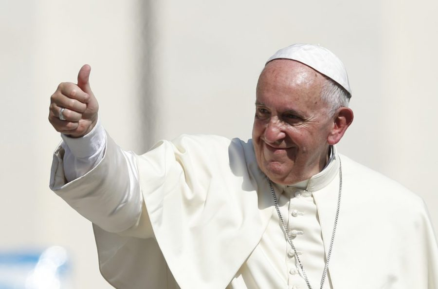 WOW! Pope Slams Church in America; Philadelphia's Archbishop Takes Him On