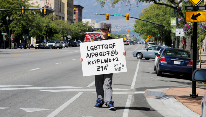 The Alphabet of Absurdity: LGBTQQIAAP- 10 Letters andCounting
