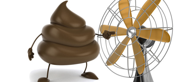 Splatter Alert: Disable All Fans Now!