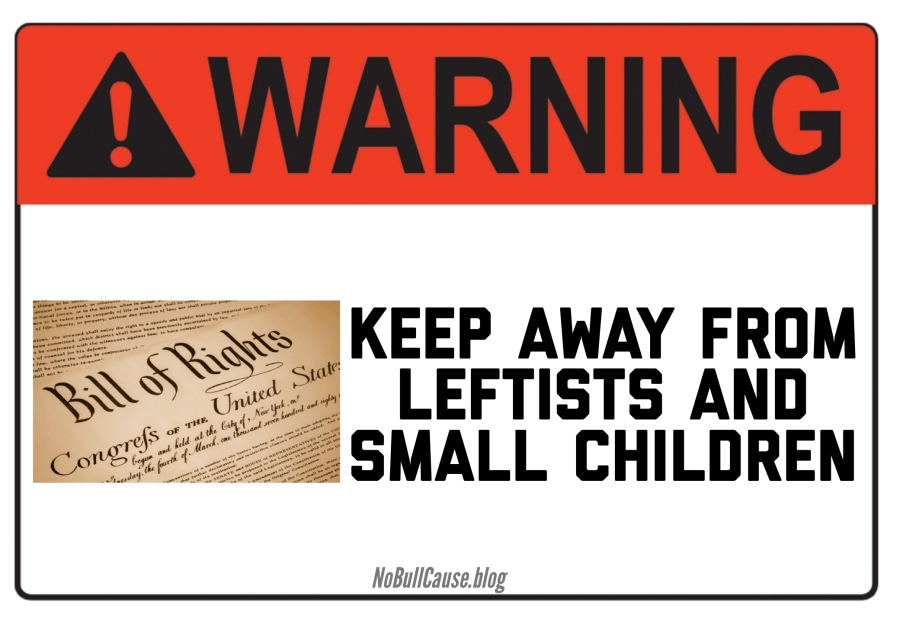 For Some People, the Constitution Needs a WarningLabel