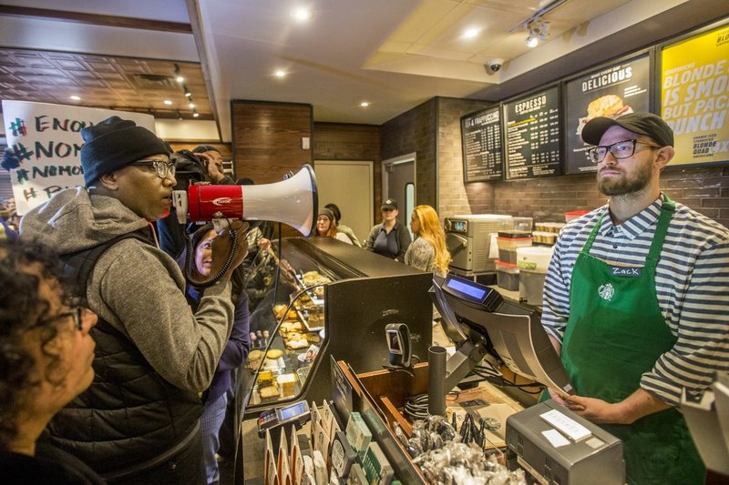 Starbucks Gets Screwed and It's Pretty Funny