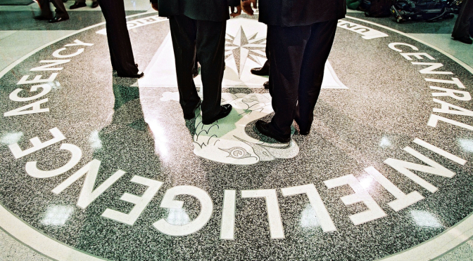 How the Intelligence Community Double-Crossed America