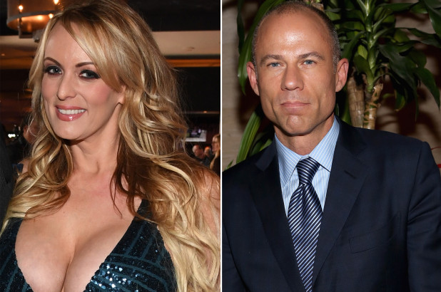 The Stormy Daniels Case: A Big Pair ofQuestions