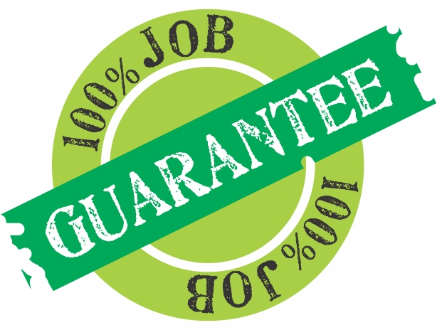 The Left's Latest Lie: Guaranteed Jobs